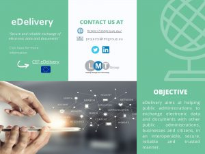 CEF Telecom 2020-1: new eDelivery call funded by the European Commission promoting AS4 Access Points