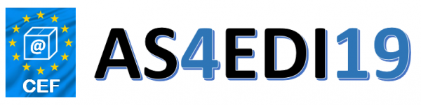 AS4EDI-19 Action: European EDI Providers integrating the AS4 eDelivery