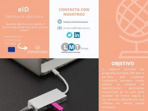 Nueva convocatoria de identificación electrónica financiada por la Comisión Europea