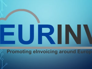 The EURINV participants have passed the testing phase after the technical implementation