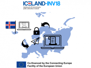 CEF Open Session is related to the future of eInvoicing in Iceland